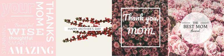 Mothers Day Instagram and Card Templates