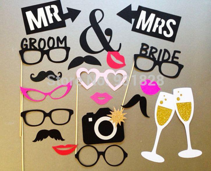 Wedding Photo Accessories