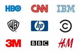 Famous logo brands
