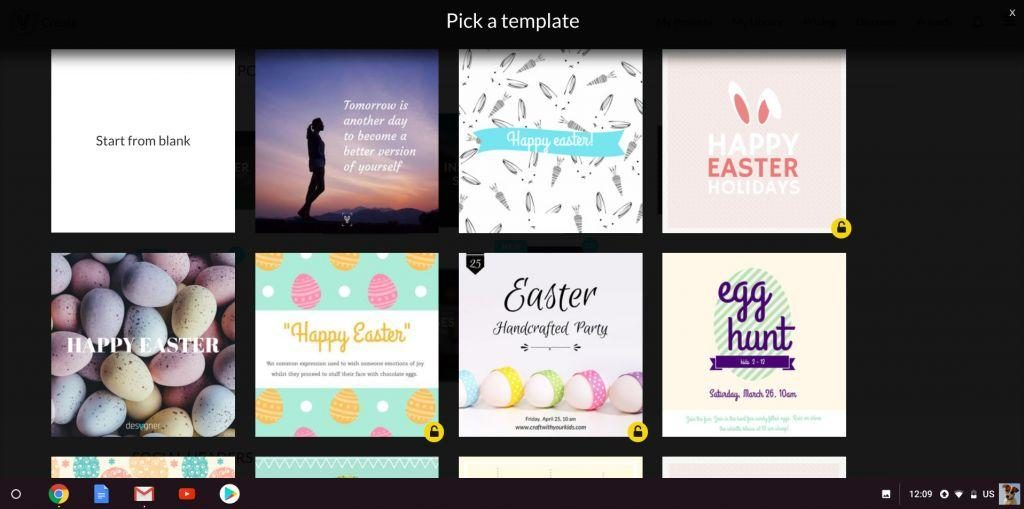 Easter Image Design