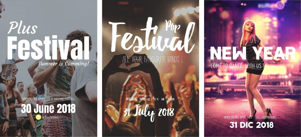 Festival Poster Template