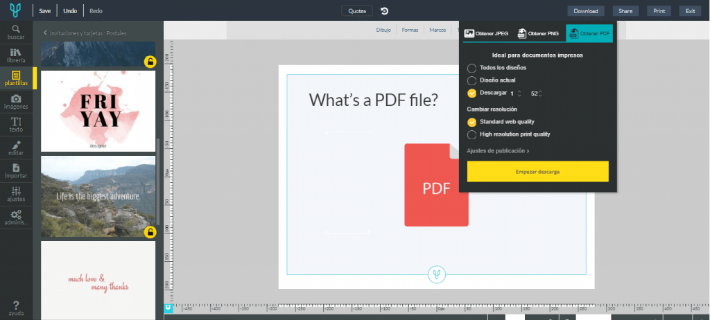 What is a PDF file?