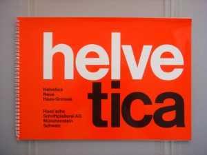 Helvetica-example