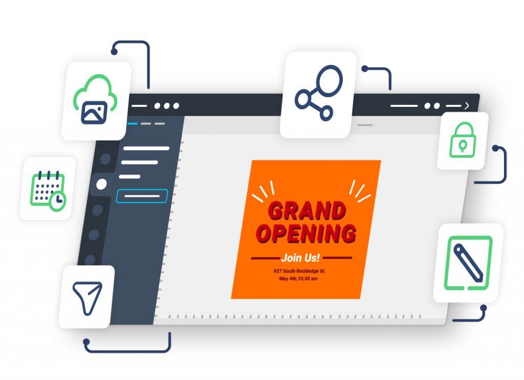 Design Editor Banner