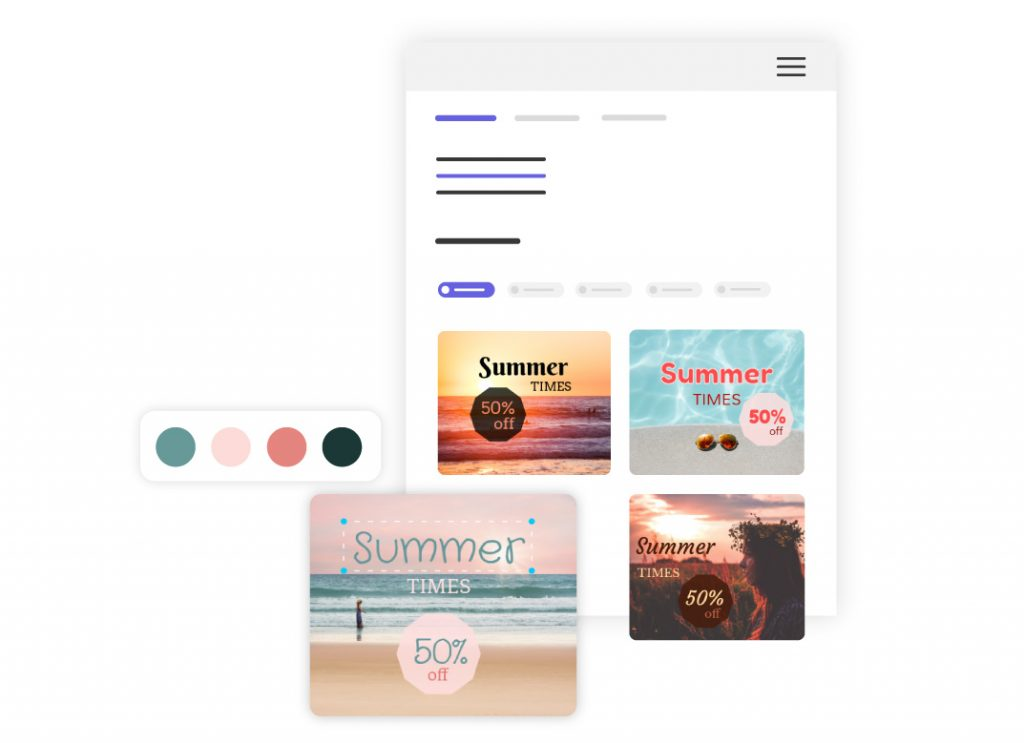 Edit Banner Templates