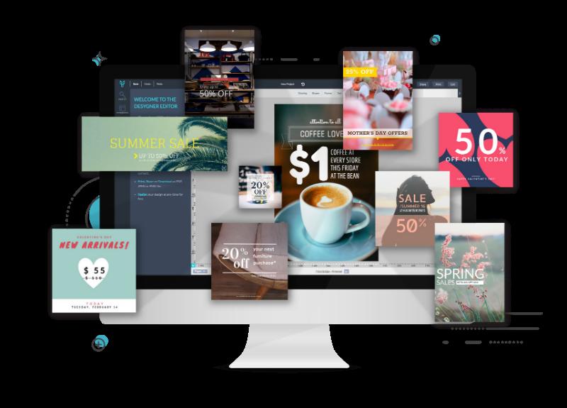 Design Banner Ads in Minutes | Online Banner Maker by Desygner