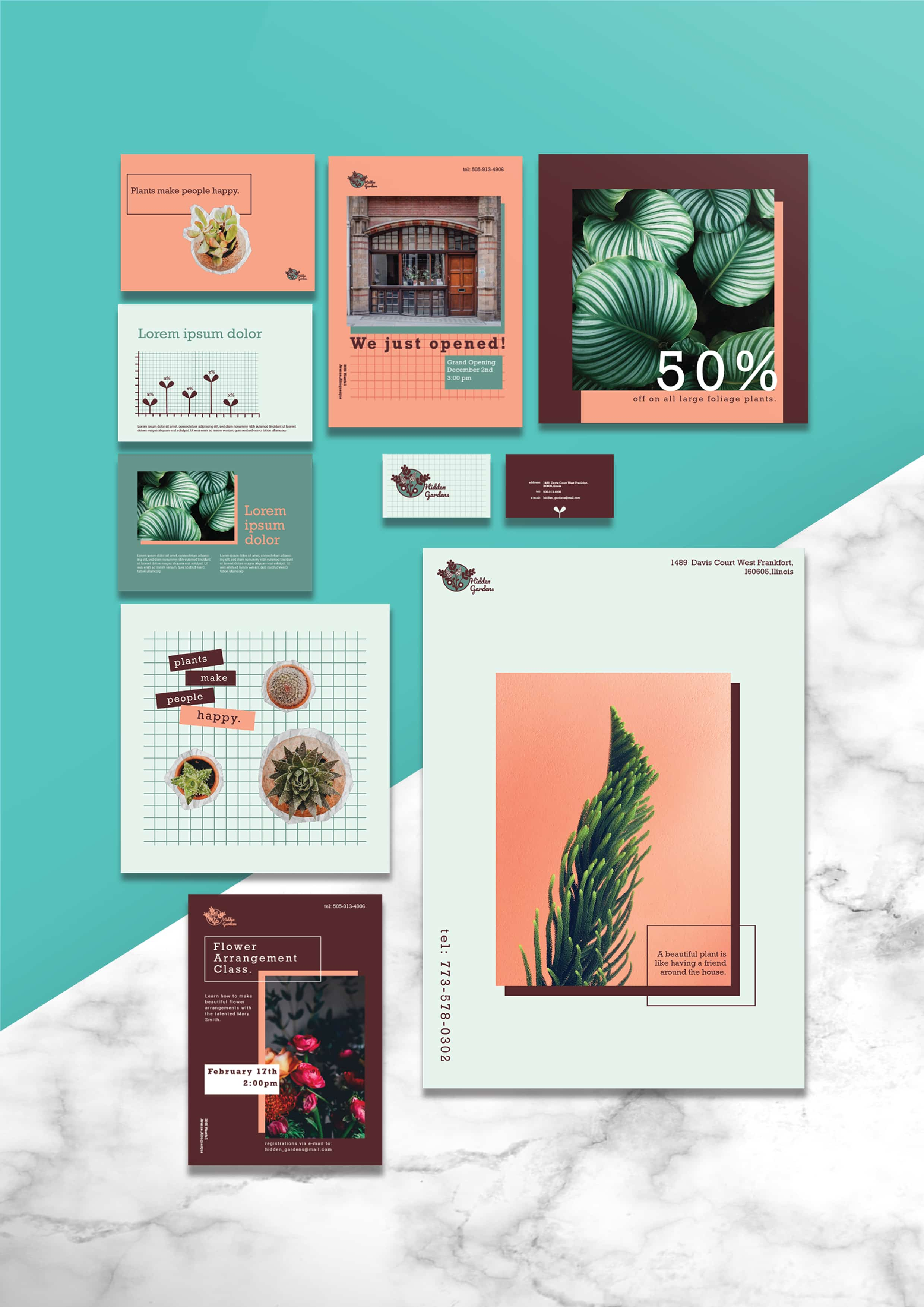 branded templates