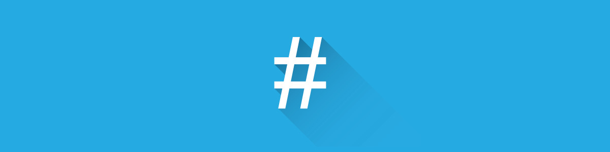 Sharing features - hashtag