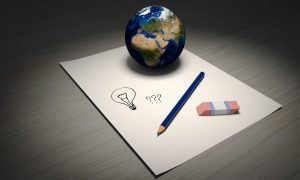 write ideas inspiration vision