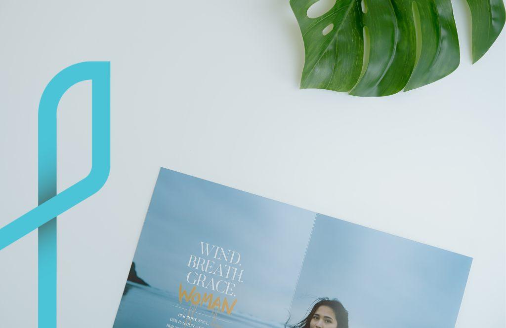 create a business flyer
