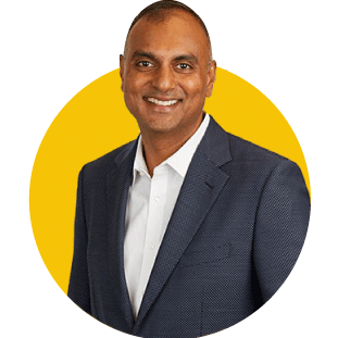 Neil Dholakia, chief product officer at Keller Williams in the United States