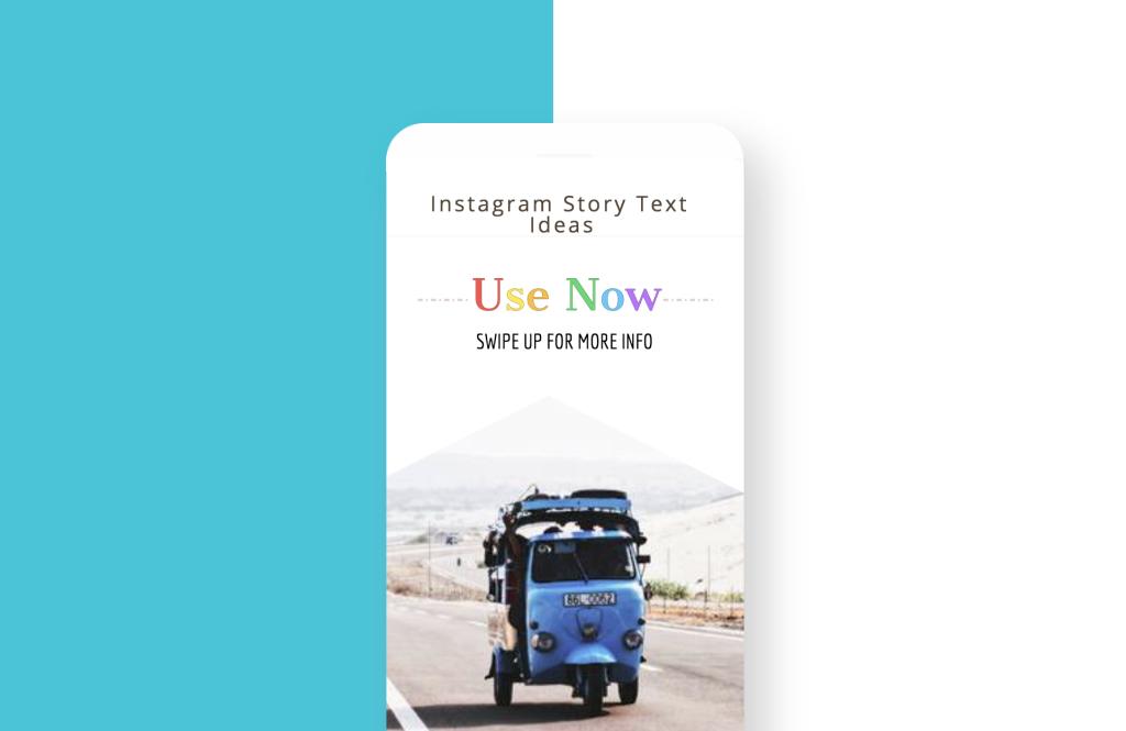 nstagram Story Text Ideas