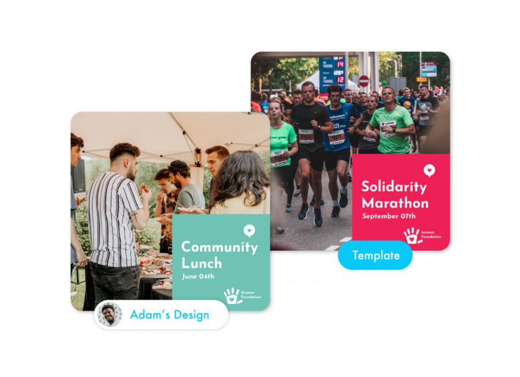 Branded Templates Nonprofit