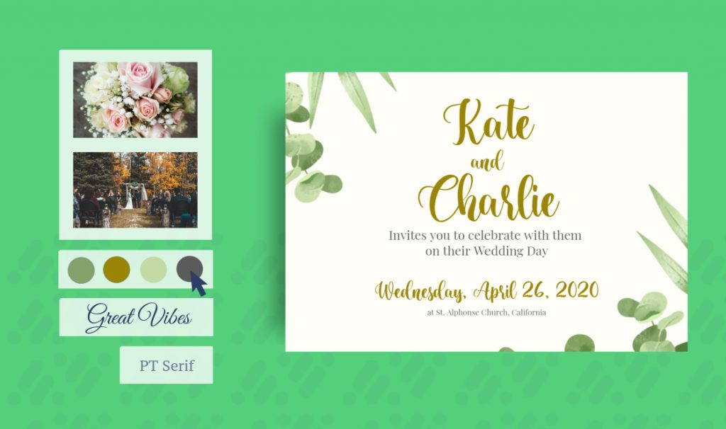 How To Make Your Own Wedding Invitations Online For Free