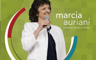 Entrevista com Marcia Auriani sobre branding