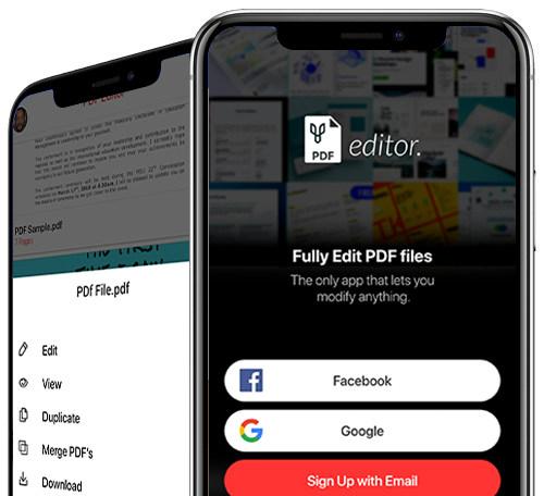app para criar pds