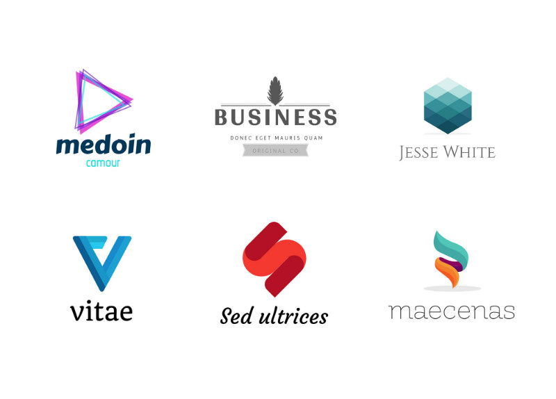 exemplos de logomarca