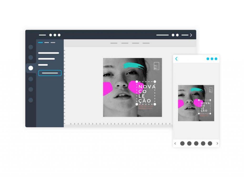 editor de design online