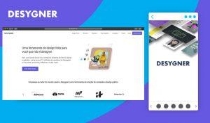 desygner para web e app