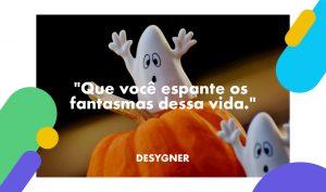 Frases de Halloween positivas