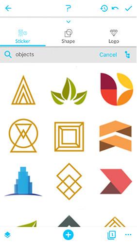 Приложение с бесплатными иконками