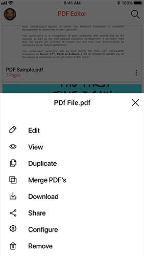 Объединить PDF-файлы