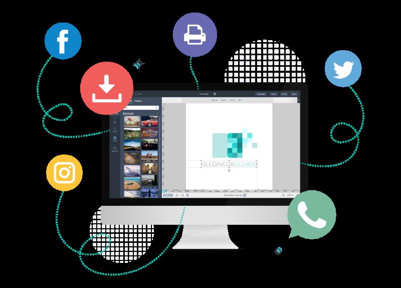 Разработка логотипа онлайн