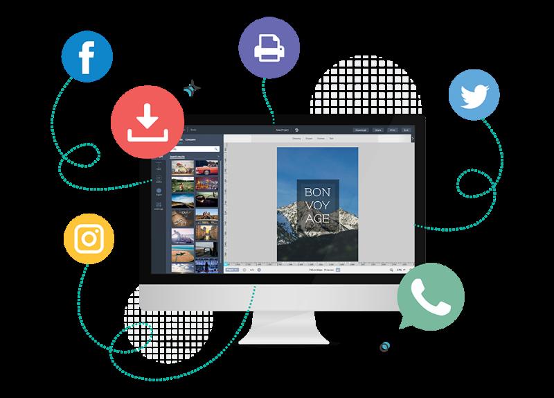 Дизайн для социальных сетей онлайн