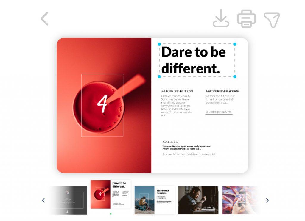 Создание презентации онлайн